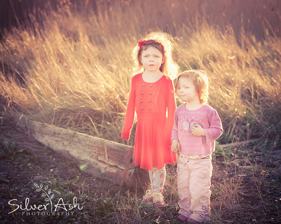 Children location photography