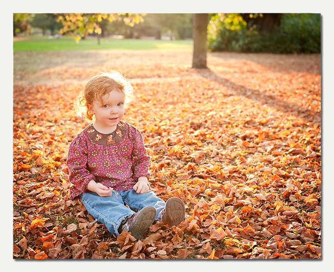 Back in Business-5.jpg - C enjoying the Autumn Leaves